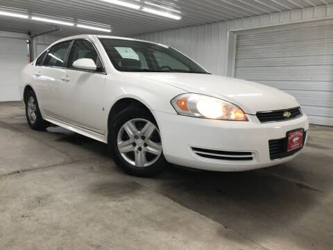 2009 Chevrolet Impala for sale at Hi-Way Auto Sales in Pease MN