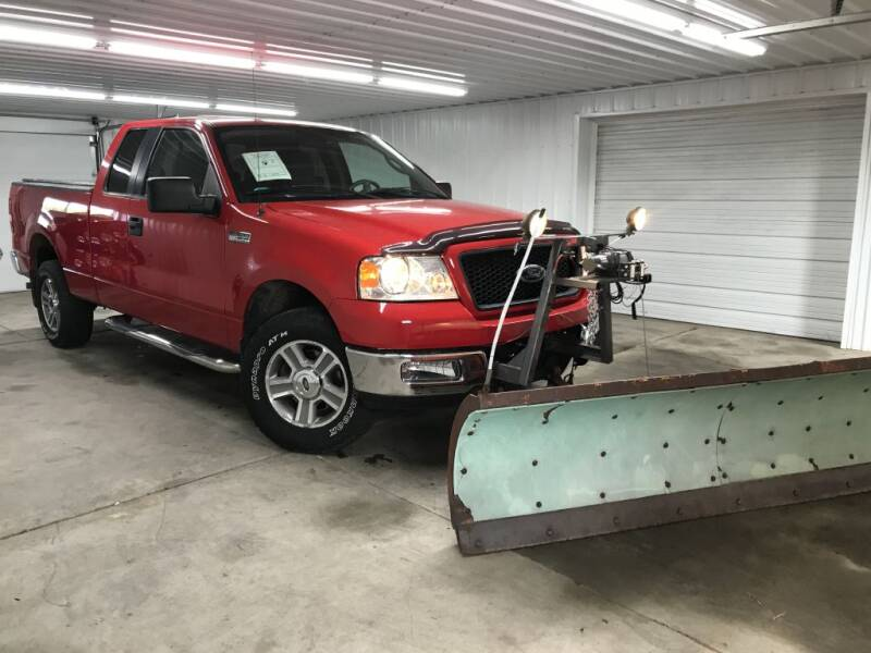 2005 Ford F-150 for sale at Hi-Way Auto Sales in Pease MN
