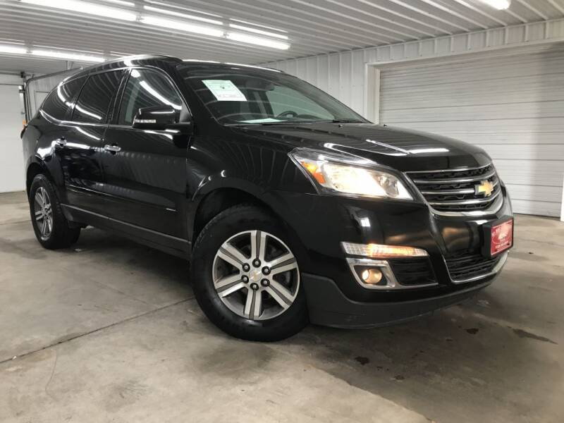 2017 Chevrolet Traverse for sale at Hi-Way Auto Sales in Pease MN