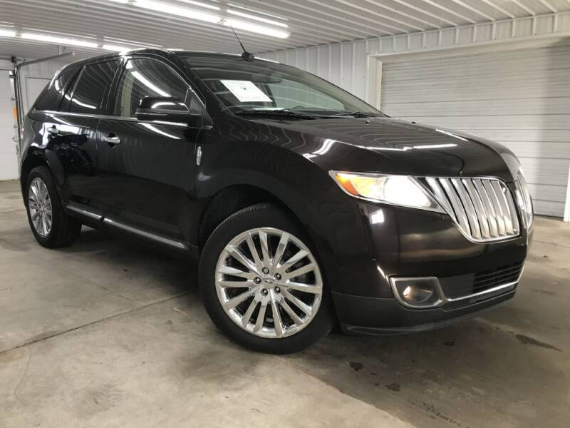 2013 Lincoln MKX for sale at Hi-Way Auto Sales in Pease MN