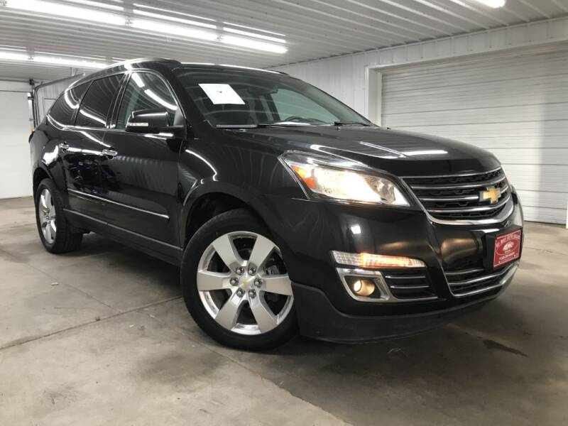 2014 Chevrolet Traverse for sale at Hi-Way Auto Sales in Pease MN