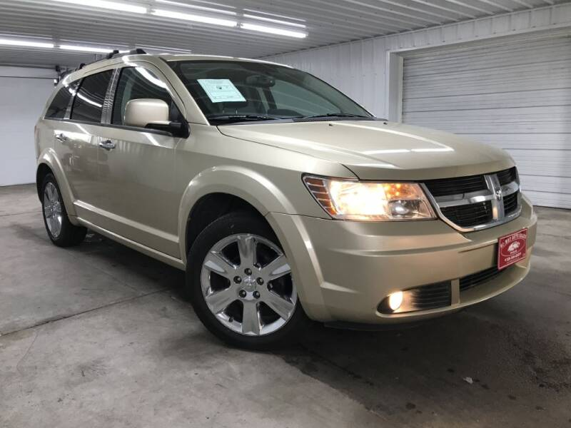 2010 Dodge Journey for sale at Hi-Way Auto Sales in Pease MN