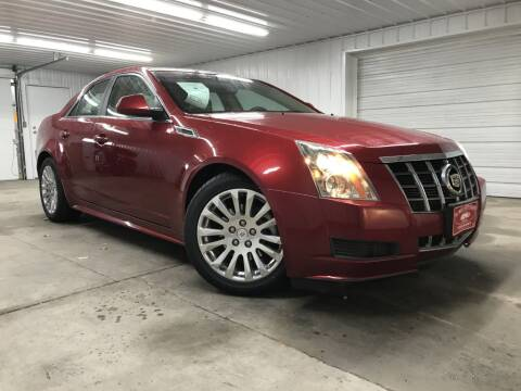 2012 Cadillac CTS for sale at Hi-Way Auto Sales in Pease MN