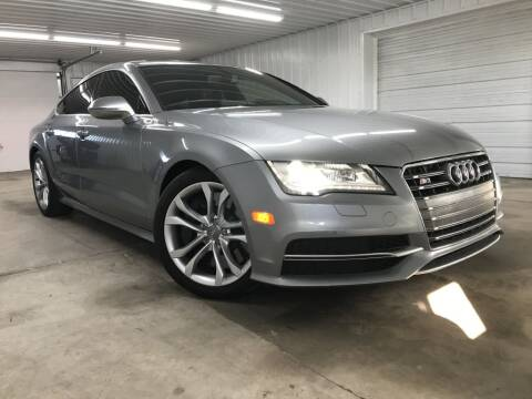 2013 Audi S7 for sale at Hi-Way Auto Sales in Pease MN