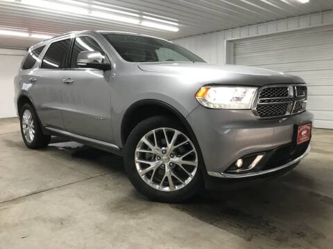 2015 Dodge Durango for sale at Hi-Way Auto Sales in Pease MN