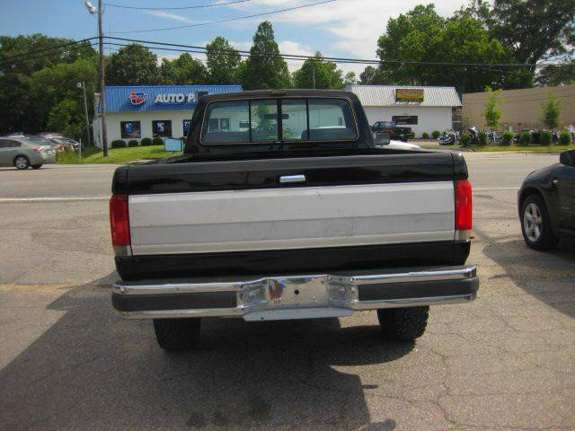 Excellent 1988 Ford F 250 2Dr Xlt Lariat 4Wd Standard Cab Lb In Ocoug Best Dining Table And Chair Ideas Images Ocougorg