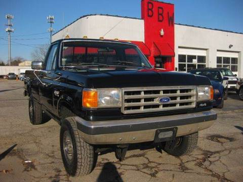 1988 Ford F-250 for sale at Best Buy Wheels in Virginia Beach VA