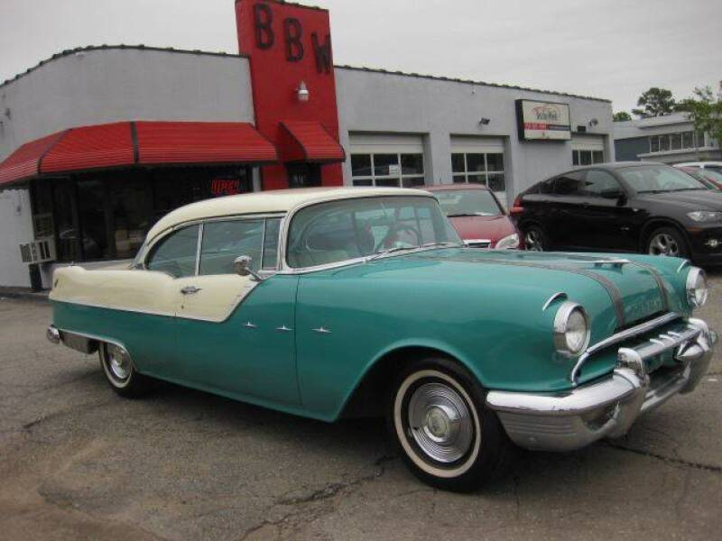 1955 Pontiac Star Chief for sale at Best Buy Wheels in Virginia Beach VA