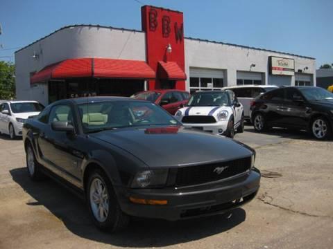 2009 Ford Mustang for sale at Best Buy Wheels in Virginia Beach VA