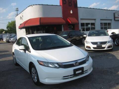 2012 Honda Civic for sale at Best Buy Wheels in Virginia Beach VA