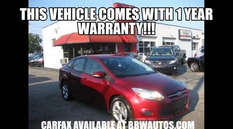 2013 Ford Focus for sale in Virginia Beach, VA