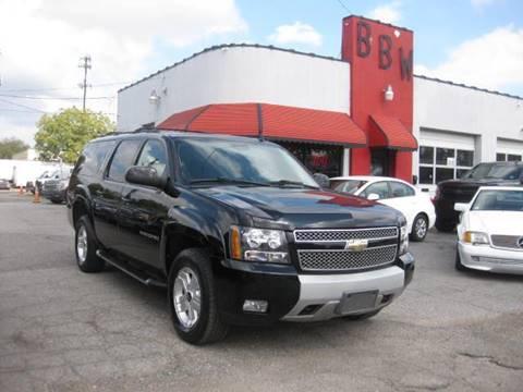 2009 Chevrolet Suburban for sale at Best Buy Wheels in Virginia Beach VA