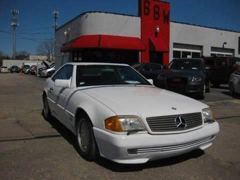 1991 Mercedes-Benz 300-Class for sale in Virginia Beach, VA