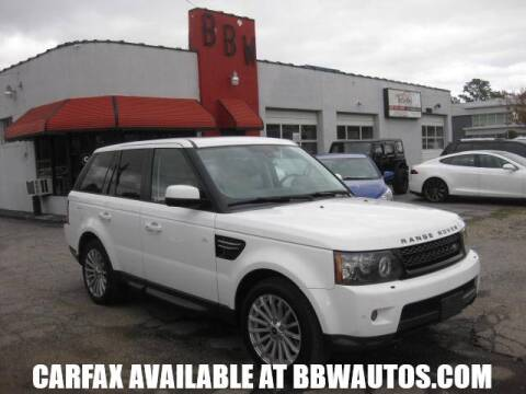 2013 Land Rover Range Rover Sport for sale at Best Buy Wheels in Virginia Beach VA