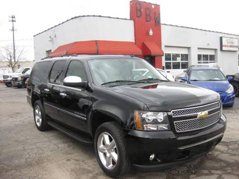 2010 Chevrolet Suburban for sale at Best Buy Wheels in Virginia Beach VA