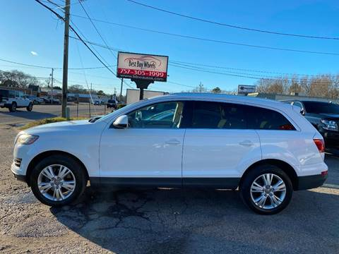 2011 Audi Q7 for sale at Best Buy Wheels in Virginia Beach VA