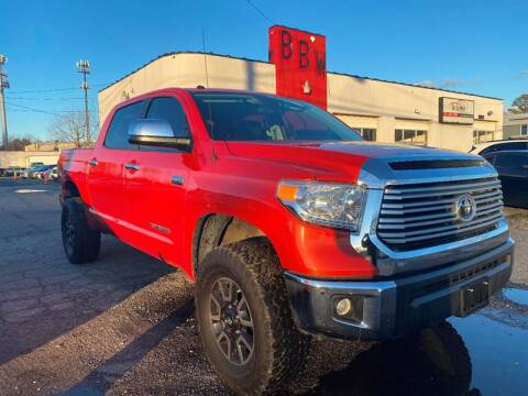 2016 Toyota Tundra for sale at Best Buy Wheels in Virginia Beach VA