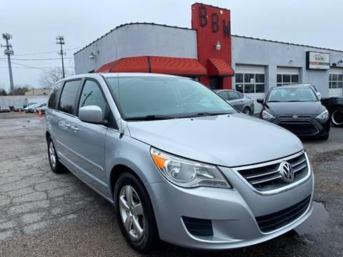 2010 Volkswagen Routan for sale at Best Buy Wheels in Virginia Beach VA
