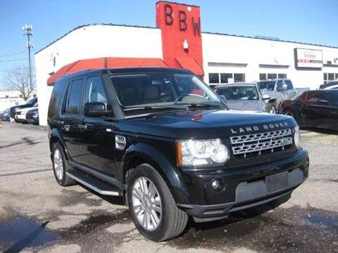 2011 Land Rover LR4 for sale at Best Buy Wheels in Virginia Beach VA