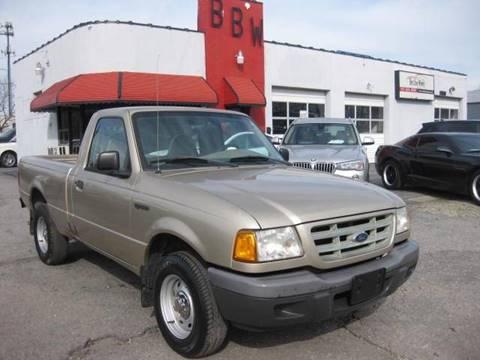 2002 Ford Ranger for sale at Best Buy Wheels in Virginia Beach VA