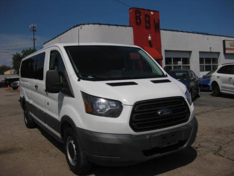 2016 Ford Transit Passenger for sale at Best Buy Wheels in Virginia Beach VA