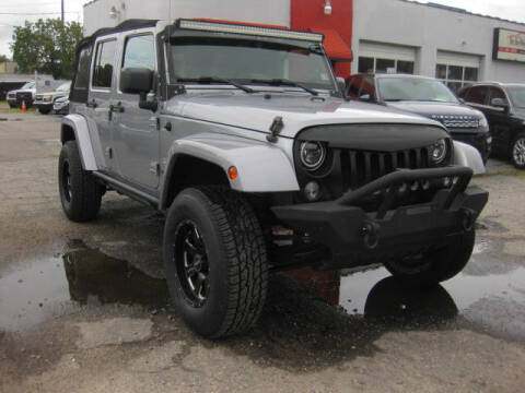 2015 Jeep Wrangler Unlimited for sale at Best Buy Wheels in Virginia Beach VA