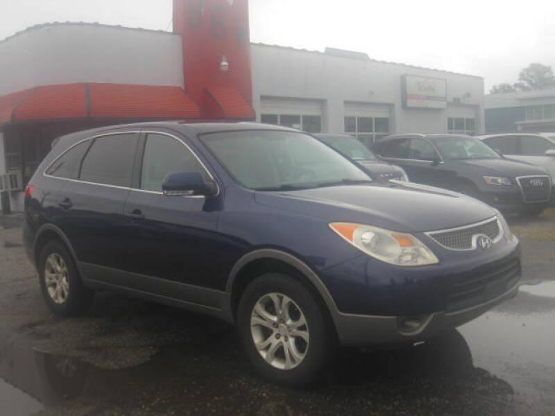 2008 Hyundai Veracruz for sale at Best Buy Wheels in Virginia Beach VA