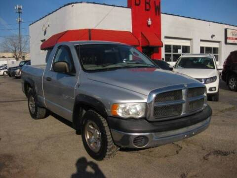 2003 Dodge Ram Pickup 1500 for sale at Best Buy Wheels in Virginia Beach VA
