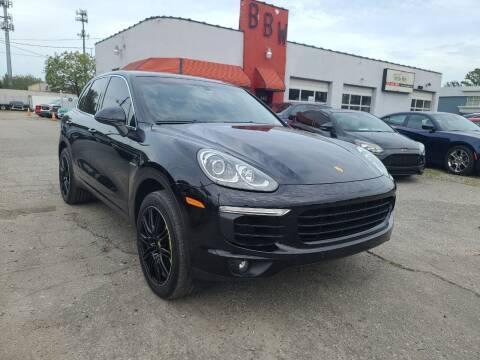 2016 Porsche Cayenne for sale at Best Buy Wheels in Virginia Beach VA