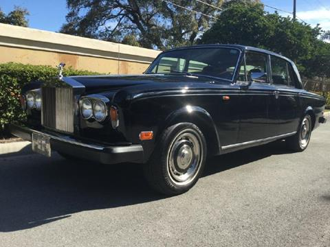 Rolls-Royce Silver Shadow For Sale - Carsforsale.com®