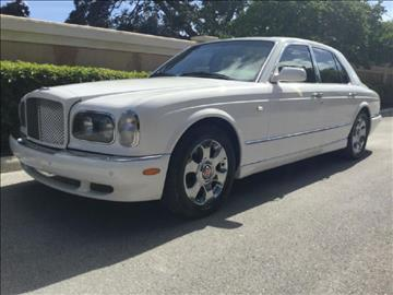 2000 Bentley Arnage for sale in Hollywood, FL