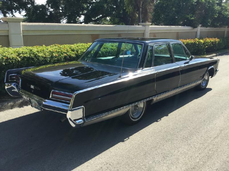1966 Chrysler New Yorker  - Hollywood FL