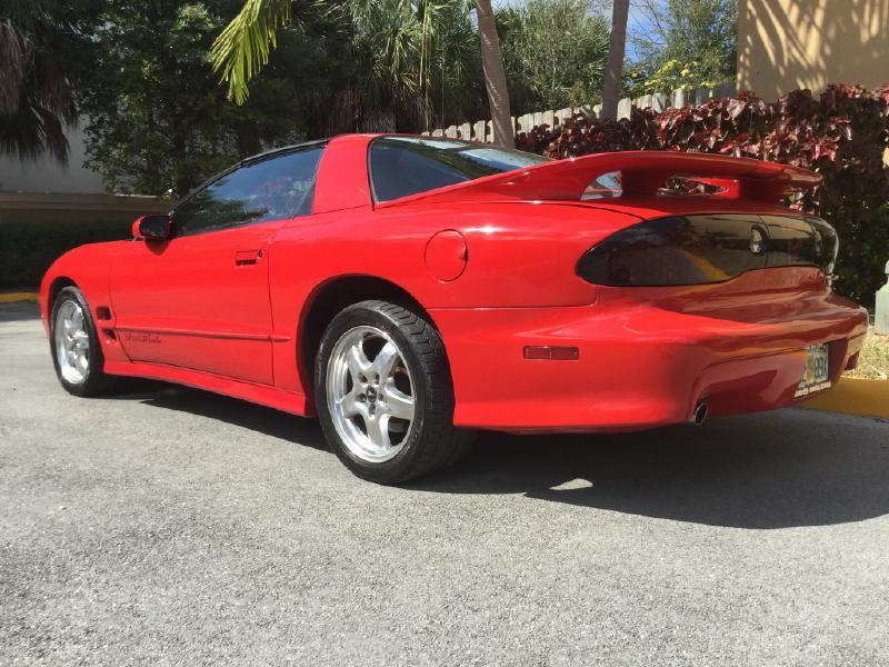 2001 Pontiac Firebird Trans Am 2dr Hatchback - Hollywood FL