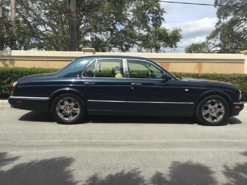 2001 Bentley Arnage 4dr Red Label Turbo Sedan - Hollywood FL