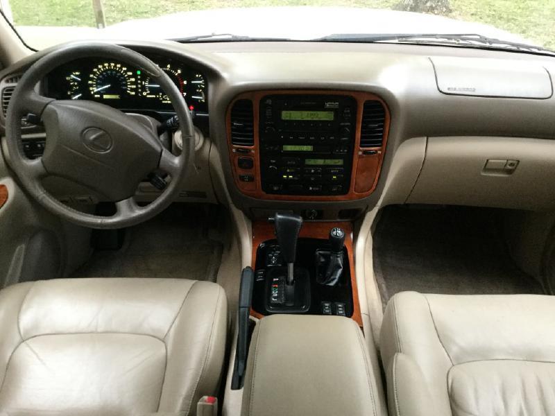 1999 Lexus LX 470 AWD 4dr SUV - Taylor AL
