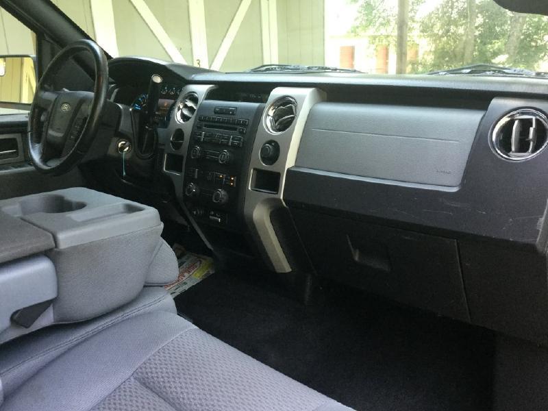 2011 Ford F-150 4x2 XLT 4dr SuperCab Styleside 6.5 ft. SB - Taylor AL