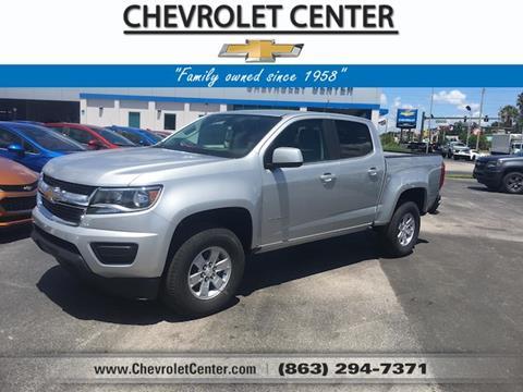 2017 Chevrolet Colorado for sale in Winter Haven, FL