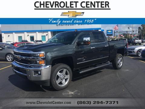 2018 Chevrolet Silverado 2500HD for sale in Winter Haven, FL