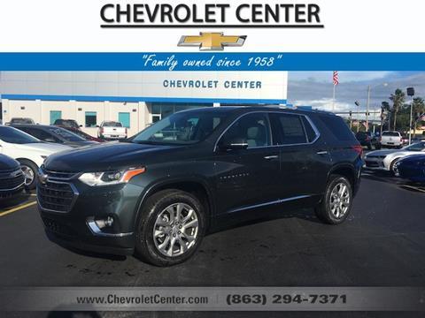 2018 Chevrolet Traverse for sale in Winter Haven, FL