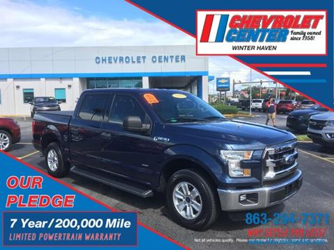 Winter Haven Ford >> 2016 Ford F 150 For Sale In Winter Haven Fl