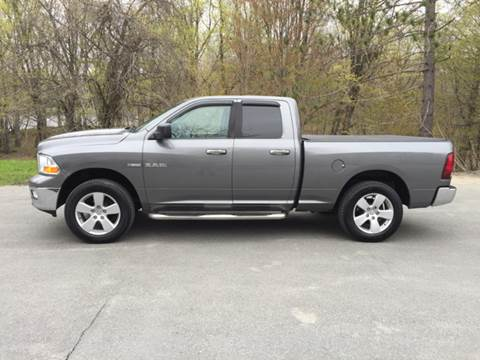 2010 Dodge Ram Pickup 1500 for sale at MICHAEL MOTORS in Farmington ME