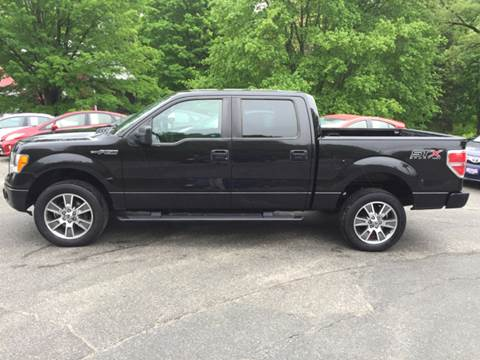 2014 Ford F-150 for sale at MICHAEL MOTORS in Farmington ME