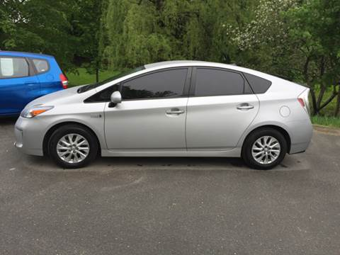 2014 Toyota Prius Plug-in Hybrid for sale at MICHAEL MOTORS in Farmington ME
