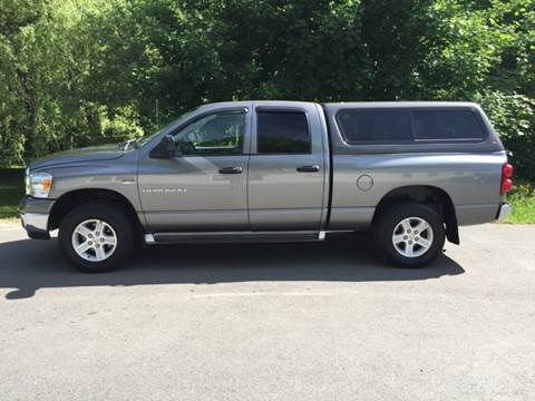 2007 Dodge Ram Pickup 1500 for sale at MICHAEL MOTORS in Farmington ME