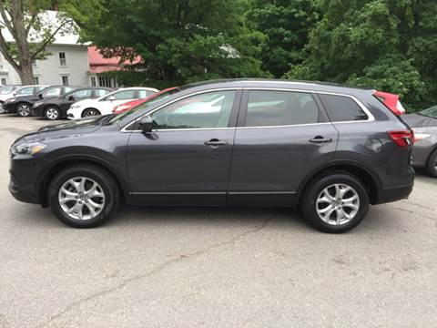 2014 Mazda CX-9 for sale in Farmington, ME