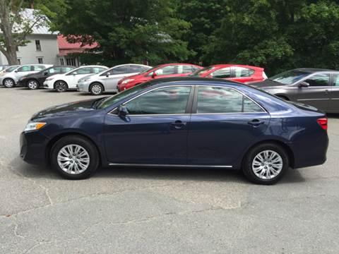 2014 Toyota Camry for sale in Farmington, ME