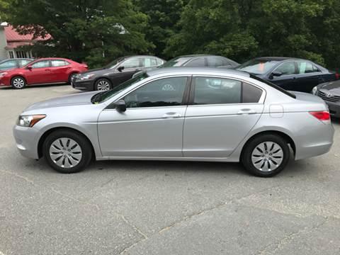 2010 Honda Accord for sale in Farmington, ME