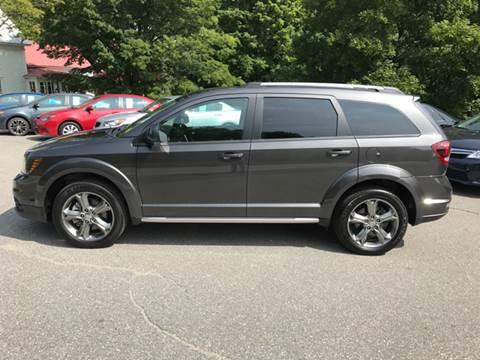 2017 Dodge Journey for sale in Farmington, ME