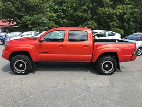 2015 Toyota Tacoma for sale in Farmington, ME