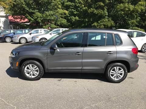 2014 Volkswagen Tiguan for sale in Farmington, ME